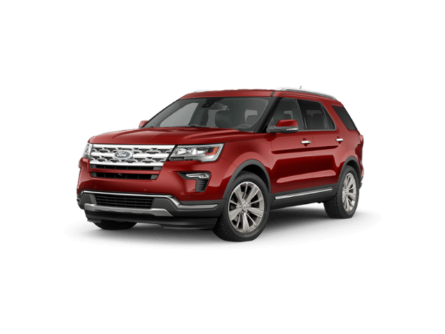 2019 Ford Explorer Limited SUV in Jamestown, NY
